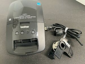 Brother QL-720 High-Speed Wireless Thermal Label Printer w/ Power Cord/Labels