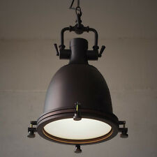 Retro Chandelier Lighting Industrial Black Pendant Light Kitchen Ceiling Lights