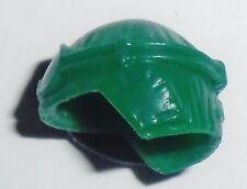 G I JOE Accessory 1984  Pack #2 Dark Green Helmet  (1983 Airborne Mold) BIN H11