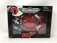 Vintage Micro Machines Galoob James Bond Gift Set #74810 SEALED