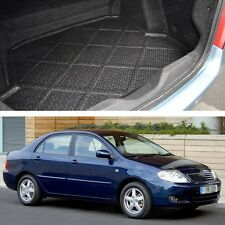 Waterproof Car Boot Cargo Trunk Mat Liner Tray for Toyota Corolla Sedan 02-06