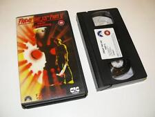 VHS Video~Friday the 13th Part V:A New Beginning~CIC Video~Collector's Condition