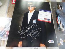 RICHARD PETTY Signed 8x10 PSA/DNA COA SILVER INK Autograph auto multi poses