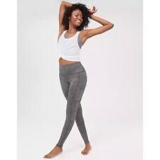 Aerie Offline Warmup High Waisted Leggings Pocket Womens Size Medium