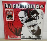 LA FAMIGLIA - 41° PARALLELO - NUMERATO - ROSSO - RSD 2020 - 2 LP
