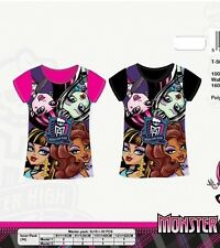 t shirt enfant Monster High 100% coton, Tee shirt fille, Monster High