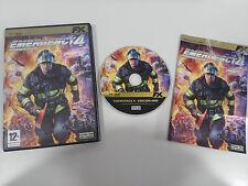 EMERGENCY 4 EDICION ORO - JUEGO PARA PC DVD ROM ESPAÑOL FX INTERACTIVE
