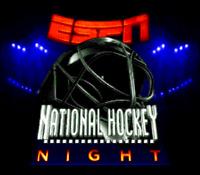 Espn National Hockey Night - Sega Genesis Game