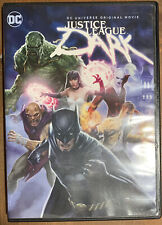 Justice League Dark (Dvd, 2017) Tested