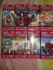 One Piece WCF Banpresto Kuja Pirates Set of 8pcs