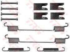 SFK371 TRW Accessory Kit, brake shoes Rear Axle