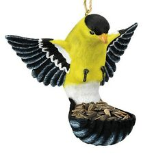 Flying Bird Feeder--GOLDFINCH by Red Carpet Studios #45204