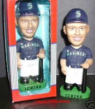 Ichiro Suzuki Bat on Ground Pose Bobblehead MARINERS