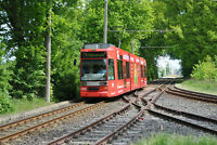 Foto Straßenbahn Brandenburg Tw 103