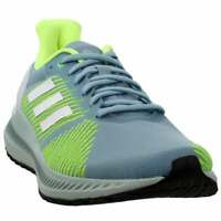 adidas Solar Blaze Womens Running Sneakers Shoes    - Blue