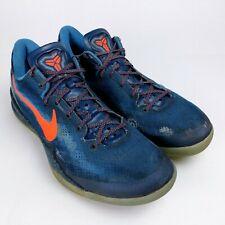 detailed look 61e9d 4d604 Nike Zoom 2013 Kobe 8 VIII System Blitz Blue Crimson Red Sz 12 555035-401