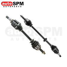 2x Front CV Joint Axle Assembly Fits Toyota Corolla XLE LE CE S Sedan 1.8L I4