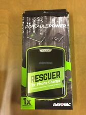 Rayovac Portable Power Rescuer 1x Phone Charger