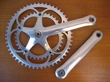 Nice Late Generation Vintage Campagnolo C-Record 172.5mm 53/42 Road Crankset