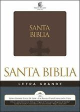 Biblia Letra Grande by RVR 1960- Reina Valera 1960 and Thomas Nelson...