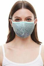 Fashion Face Mask(Black-Gold-Sequin-Pink-Neon-LAKERS-BULLS)Washable MADE in USA