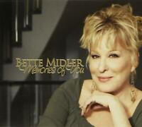 BETTE MIDLER Memories Of You (2010) 14-track CD album NEW/SEALED