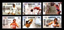 Olympic Antigua & Barbuda 1995 set of stamps Mi#2141-46 MNH CV=8€