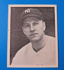 1939 PLAYBALL MONTE PEARSON BASEBALL CARD #71 ~ NM (With Print Line On Front)