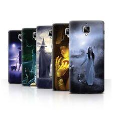 Étuis, housses et coques noirs Pour OnePlus 3 pour téléphone mobile et assistant personnel (PDA) OnePlus