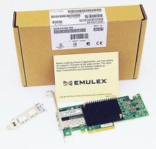 ENULEX ONECONNECT OCE14102-NX Dual-Port 10Gbe SFP+ PCIe 3.0 x8 Converged Etherne