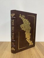 THE BIG TIME - Easton Press - Fritz Leiber - Masterpieces of SCI FI