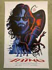 The Thing MacReady John Carpenter Horror Movie Art Print Poster Mondo Tom Whalen