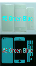 iPhone 5S * Matte * Glow in the Dark Full Body Skin sticker  ( Stronger Glow )