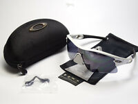 Oakley Radar Path White Chrome Sonnenbrille Radbrille M Frame Ev Zero M2 Jawbone