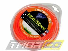 Strimmer / Brushcutter / Trimmer Nylon / Cord Line 2.4mm x 50m Long - Round