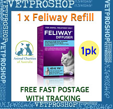 Feliway 48ml Diffuser Refill - Free Fast Postage with Tracking