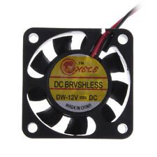 4cm 40 x 40 x 10mm Silence PC Case Fan 2 pin Quiet Computer Cooler Cooling 12V