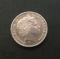 2014 AUSTRALIAN 20 CENT COIN