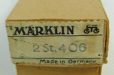 """BB948-0,5# Märklin H0/00 Leerkarton """"2 St. 406"""" für Fahnenmast; s.g. (3600/800)"""