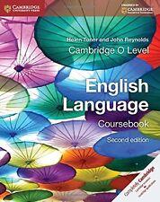 Cambridge O Level English Language Coursebook, Reynolds, John, Toner, Helen, Ver