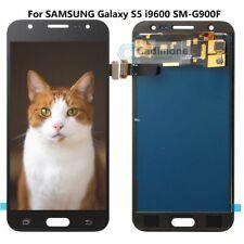 LCD Display Für SAMSUNG Galaxy S5 i9600 SM-G900F Touchscreen Bildschirm Schwarz