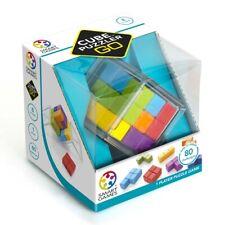 Cube Puzzler Go - Smart Games Brainteaser 3D Kids & Adults Challenge Toy
