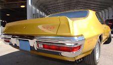 1972 Pontiac GTO / LeMans Hardtop Ducktail 3 Piece Spoiler