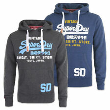 Superdry Graphic Cotton Hoodies & Sweats for Men