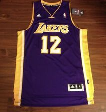 Dwight Howard Los Angeles Lakers Adidas Swingman Jersey Men's Medium New w/ Tags