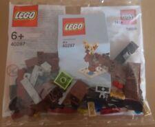 Lego 40287 Christmas Reindeer & Sled  polybag - free post (BNIB - pic mine set)