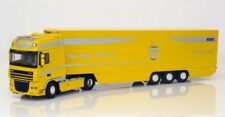 VERY RARE DAF XF 105-510 SUPER SPACE CAB FRIDGE TRUCK 1:50 TEKNO (DEALER MODEL)