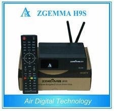 Original Zgemma H9S WIFI 4K IPTV UHD Satellite Receiver DVB-S2X Stalker
