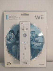 ORIGINAL Nintendo Wii Remote Controller / Wiimote RVL-003 White [NEW & SEALED]