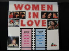 Women In Love. 33 lp Record Album. Kate Bush Randy Crawford Donna Summer Motels